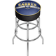 Buffalo Sabres NHL Chrome Bar Stool with Swivel