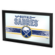Buffalo Sabres NHL Framed Team Bar Mirror