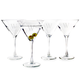 Personalized Martini Glasses - 10 oz - Set of 4