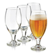 Libbey Perfect Hard Cider Granny Smith Glass Set - 14.75 oz - 4 Pieces