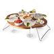 Mesarita Chip & Dip/Margarita Serving Tray Set - 8 Pieces