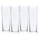 Luminarc Barcraft Highball Collins Glass - 13 oz - Set of 4