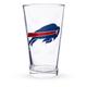 Buffalo Bills Satin Etched Pint Glass - 16 oz