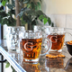 Personalized Classic Beer Tankards - Set of 4