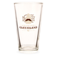 Growler Cleveland Pint Glass - 16 oz