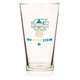 Irv Beer Stein Pint Glass - 16 oz