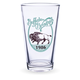 Buffalo Brewpub Pint Glass - 16 oz