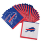 Buffalo Bills NFL Beverage Napkins - Pack of 16