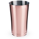 Urban Bar Ginza Weighted Short Shaker Tin - Copper Plated - 19.3 oz