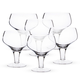 Urban Bar Retro Margarita Glasses - 9.4 oz - Set of 6