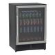 5.0 CuFt Built-In Refrigerator