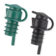 Haley's Corker 5-in-1 Wine Bottle Aerator & Stopper - 2 Pack