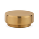 Brass Flat Top Knob For Real Ale Beer Engine Handle