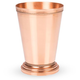 Old Kentucky Home Solid Copper Mint Julep Cup - 16 oz