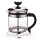 Primula Classic 4-Cup Coffee Press - 16 oz - Glass with Chrome Finish