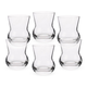 Urban Bar Thistle Whiskey Tasting Glasses - 9.13 oz - Set of 6