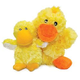 KONG Plush Duck Dog Toy X-Small