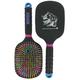 Rainbow Paddle Brush