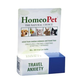 HomeoPet Travel Anxiety for Dogs 15mL