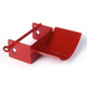 Steel Jump Cups Red