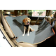 Iconic Pet FurryGo Hammock Dark Grey Pet Car Cover