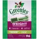 Greenies Weight Management Dental Chew Teenie 27 o
