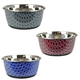 Durapet Waterbath Collection Pet Bowl XSmall Red