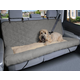 Solvit Car Cuddler Bench Seat Cover Dog Bed Tan