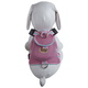 Pet Life Mesh Pet Harness With Pouch Small Pink