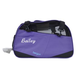 Bergan Personalized Purple/Black Pet Carrier Large