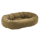 Bowsers Amber Microvelvet Donut Dog Bed XXLarge