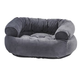 Bowsers Amethyst Double Donut Dog Bed XLarge