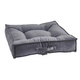 Bowsers Amethyst Microvelvet Piazza Dog Bed XLarge