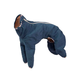 Hurtta Casual Quilted Dog Overall 28L Raven