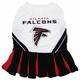 Atlanta Falcons Cheerleader Dog Dress XSmall