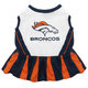 Denver Broncos Cheerleader Dog Dress XSmall