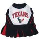 Houston Texans Cheerleader Dog Dress XSmall