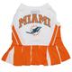 Miami Dolphins Cheerleader Dog Dress XSmall