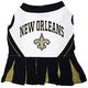 New Orleans Saints Cheerleader Dog Dress XSmall