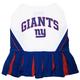 New York Giants Cheerleader Dog Dress Medium