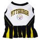 Pittsburgh Steelers Cheerleader Dog Dress XSmall