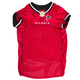 Atlanta Falcons Black Trim Dog Jersey Large
