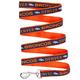 Denver Broncos Ribbon Dog Leash