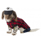 Hipster Dog Costume Large