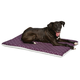 Quiet Time Paxton Reversible Plum Pet Bed 48in
