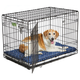 Quiet Time Paxton Reversible Blue Pet Bed 48in