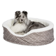 Quiet Time Ortho Mushroom Cradle Dog Bed XSmall