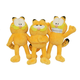 Multipet Garfield Plush Dog Toy