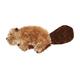 KONG Beaver Plush Dog Toy Small