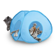 Our Pets Pounce House Electronic Spin Cat Toy